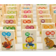 Dominoes Blocks Animals Series (100pcs)
