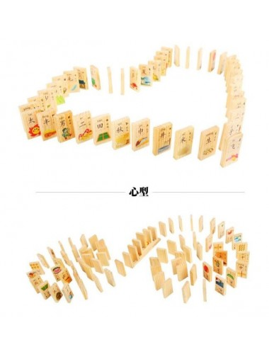 Dominoes Blocks Varieties (100pcs)
