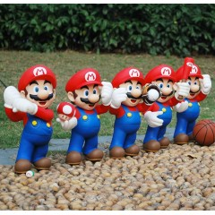 Super Mario Sports Figures 38cm