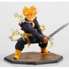 Trunks Super Saiyan Figurine 17cm