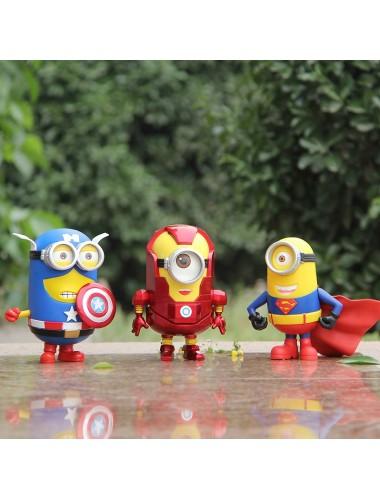 Minions Super Heroes