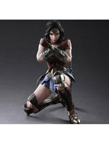 Wonder Woman PlayArts Figure 25cm (DC Batman vs Superman)