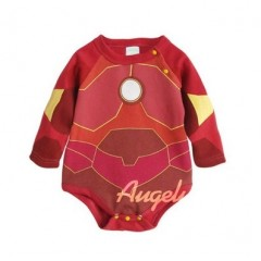 Iron Man's Rompers (For 3~24 months)