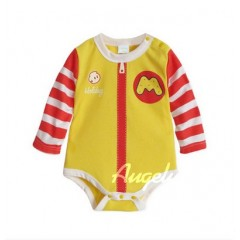 Ronald McDonald's Rompers (For 3~24 months)