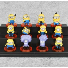 Despicable Me Minions Mini Set