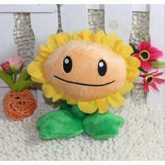 Sunflower Plush from Plants vs Zombies