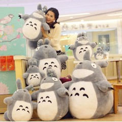Totoro Plush Toy (5 sizes) - Studio Ghibli