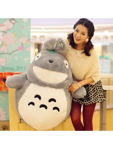Totoro Plush Toy (5 sizes) - Studio Ghibli